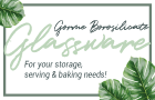 Gorme Borosilicate Glassware (1st May - 20th August 2020)