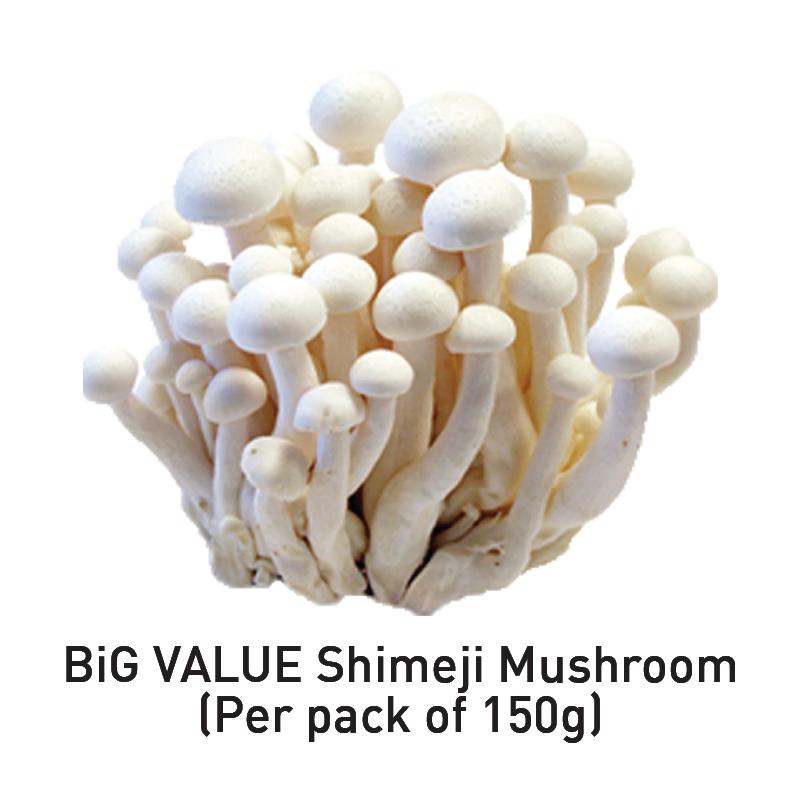 big value shimeji mushroom aeon big