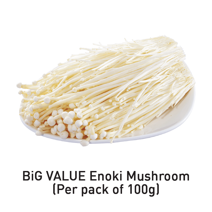 big value enoki mushroom aeon big