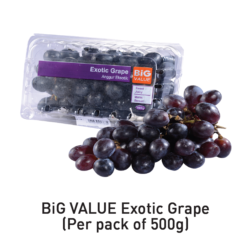 big value exotic grape aeon big