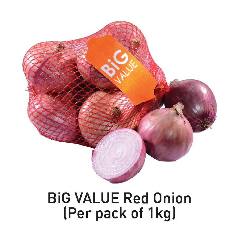 big value red onion aeon big