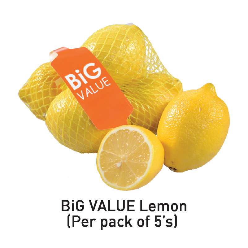 big value lemon aeon big