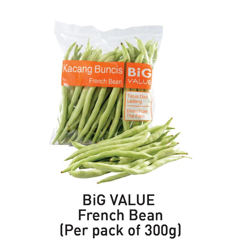 big value french bean aeon big