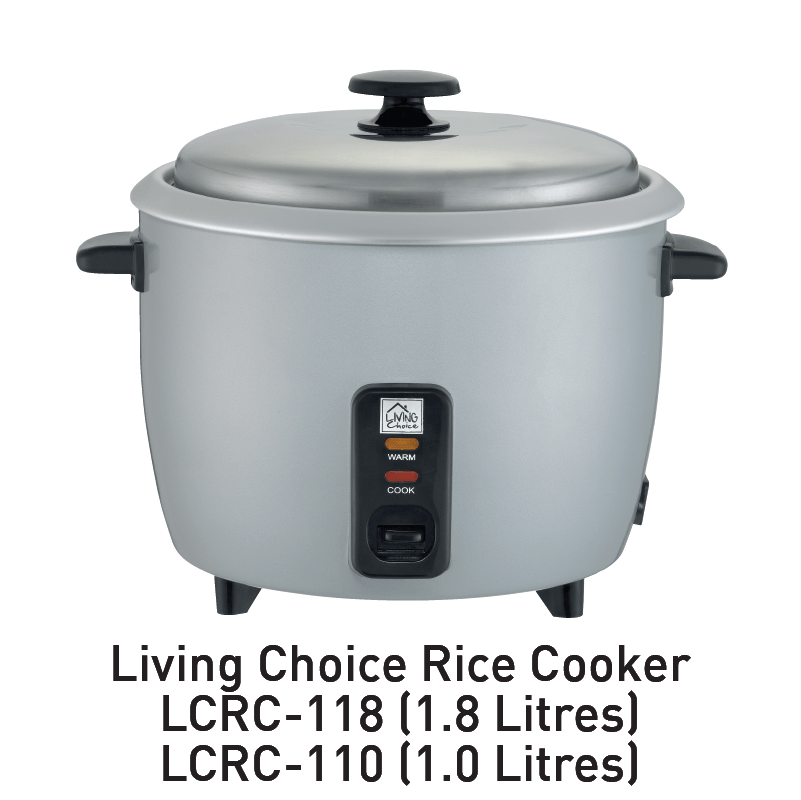 living choice rice cooker aeon big