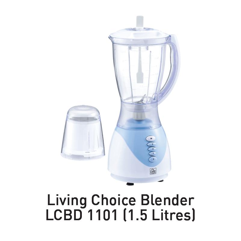 living choice blender aeon big