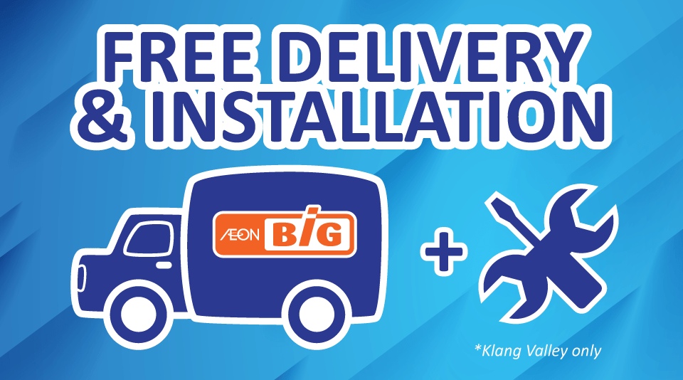 Free Delivery & Installation
